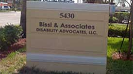 Greenacres Office Sign